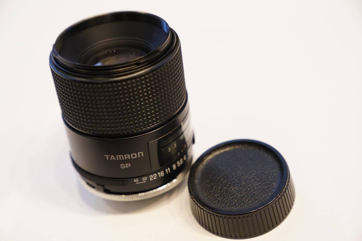 TAMRON タムロン SP 90mm F2.5 MACRO 単焦点レンズ マクロレンズ