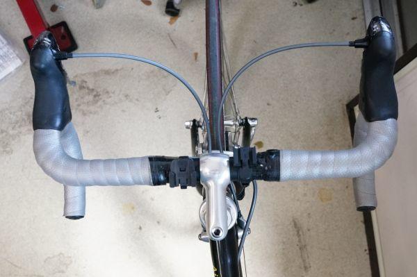 D0010】LATIDO MONO-STAY Ai-27L ARK SPIRIT ロードバイク ラティード カーボン AI27L_画像2