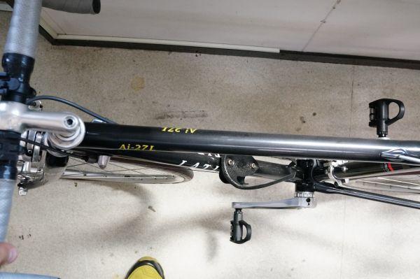 D0010】LATIDO MONO-STAY Ai-27L ARK SPIRIT ロードバイク ラティード カーボン AI27L_画像3