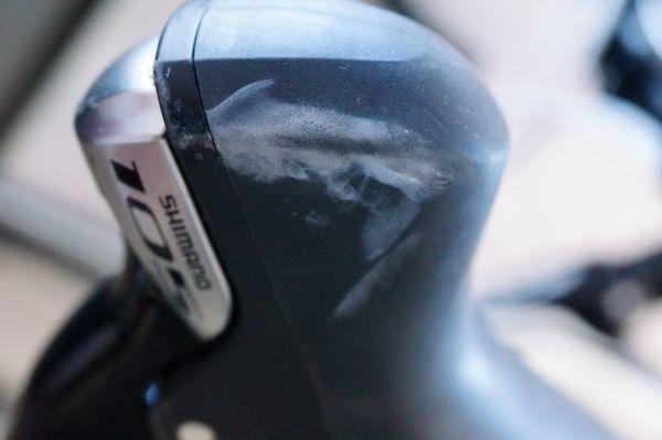 D0025らN]ANCHOR RL8 ULTEGRA 2014年 アンカー ロードバイク アンカー white ホワイト_画像8