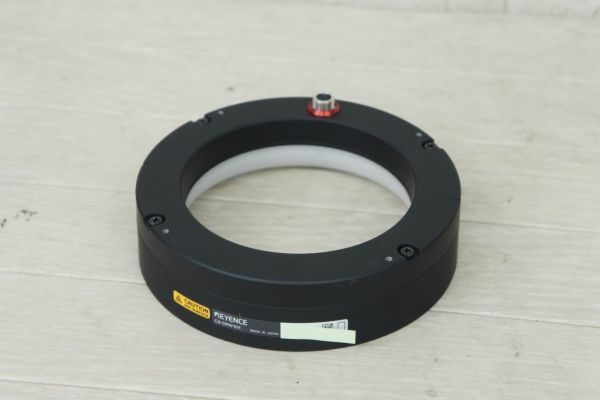 B171206S】KEYENCE キーエンス CA-DRW10X LumiTrax 照明
