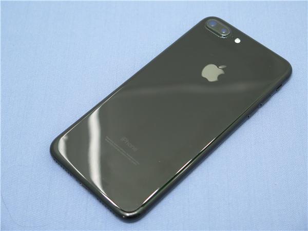 SIMフリー版 iPhone7 Plus 128GB ジェットブラック