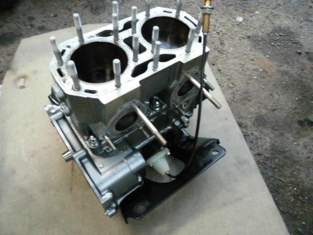 カワサキ 750 エンジン 程度 超良好_画像1