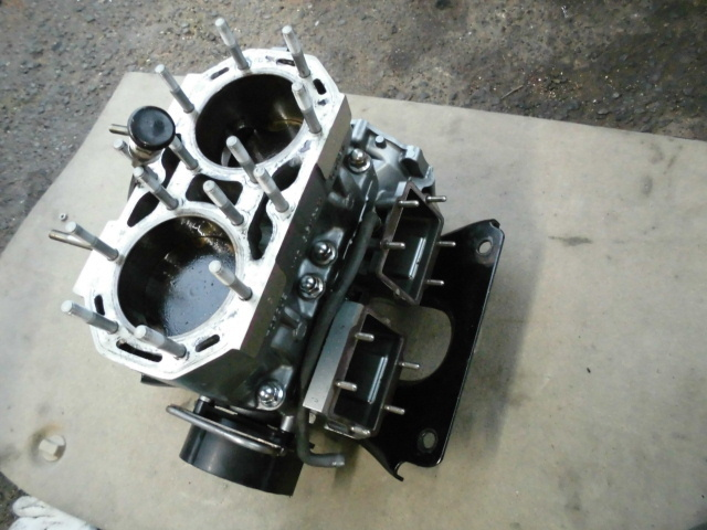 カワサキ 750 エンジン 程度 超良好_画像2