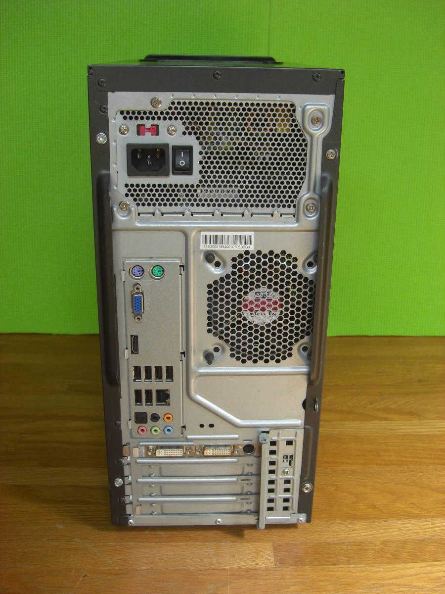 ジャンク・自作PC・I5・750・HDD・OS・WIN・10・P・認証なし【動作確認済み】_画像2