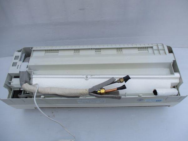 ○SHARP シャープ 高濃度プラズマクラスター搭載 ルームエアコン 2014年 2.8kw ~12畳 AY-D28SD 61815○_画像4