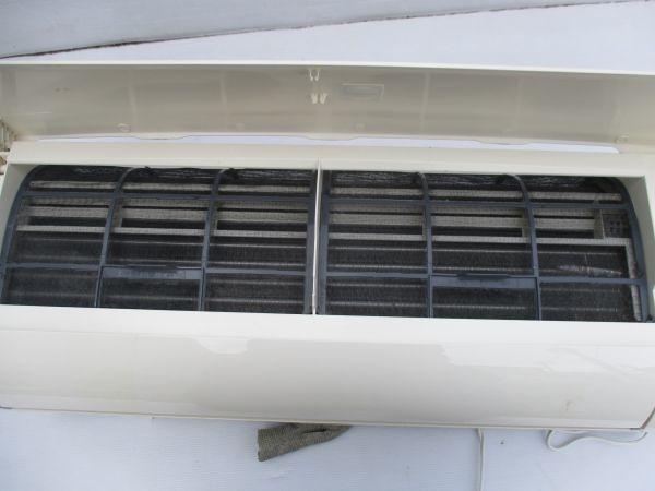 ○SHARP シャープ 高濃度プラズマクラスター搭載 ルームエアコン 2014年 2.8kw ~12畳 AY-D28SD 61815○_画像5