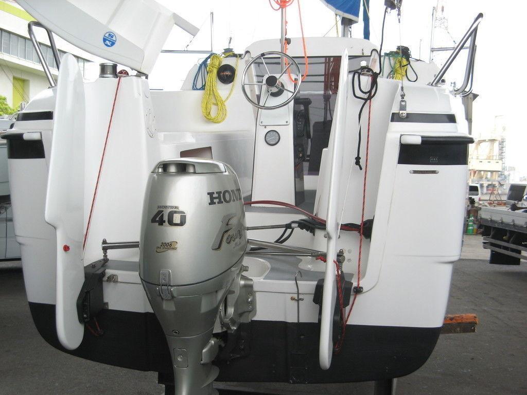 【boatflow.jp】MACGREGOR 26X 美船です!_画像5