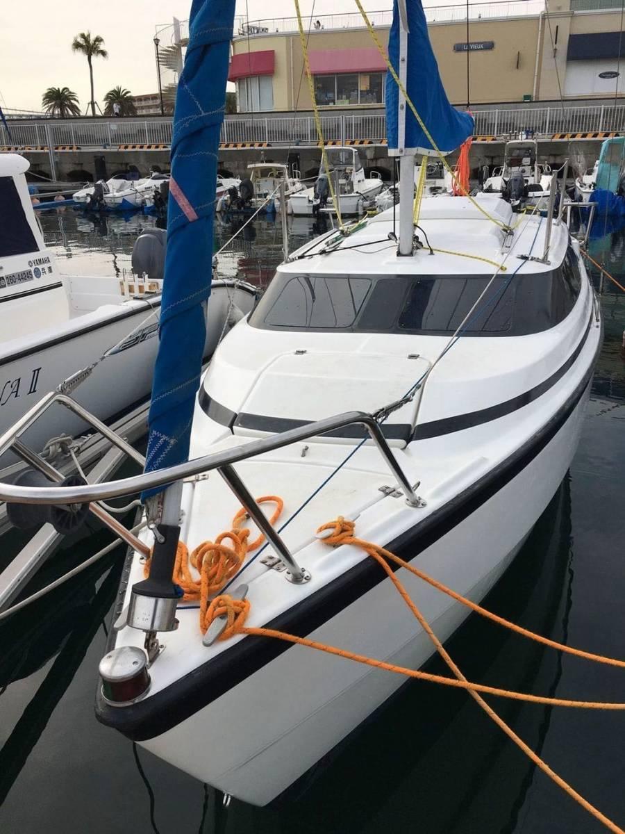 【boatflow.jp】MACGREGOR 26X 美船です!_画像3