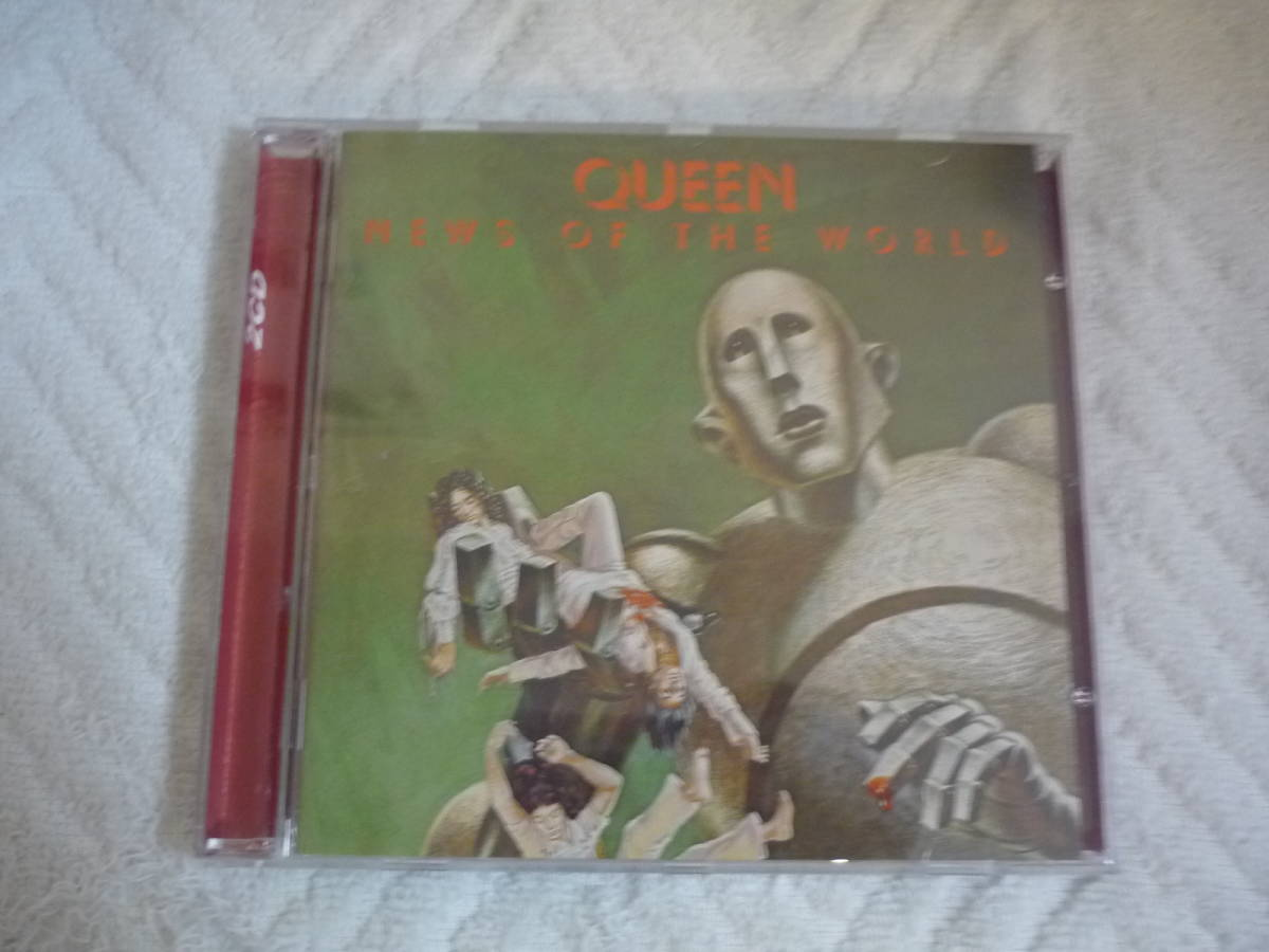CD《Queen/News of the World》 中古