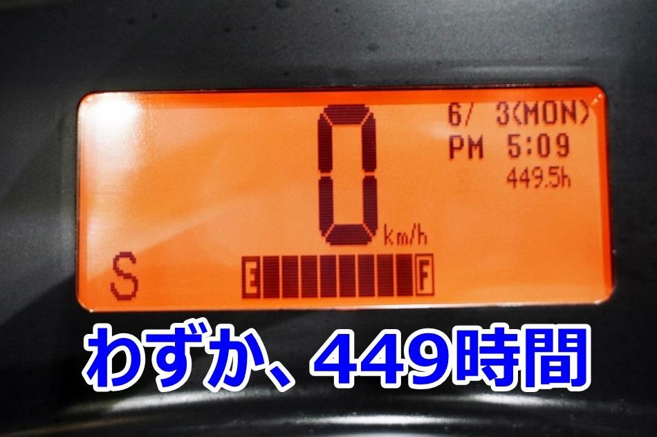 【売切り】高年式!2.5t/ バッテリー式 / 4.5m ハイマスト ■449時間■のワンオーナー車 ◇ TCM【FB25-8】 / フォーク リフト / リフト_画像2