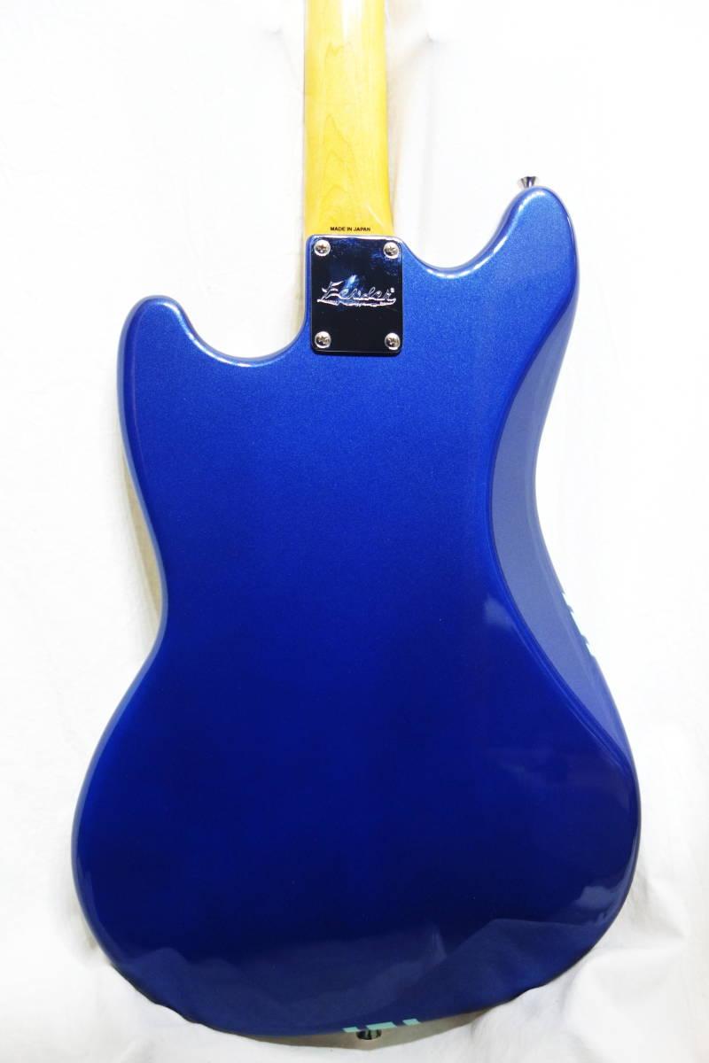 ★レア!Fender Japan KURT COBAIN「KC-MG/CO」カートコバーン 美品 F-1903_画像4