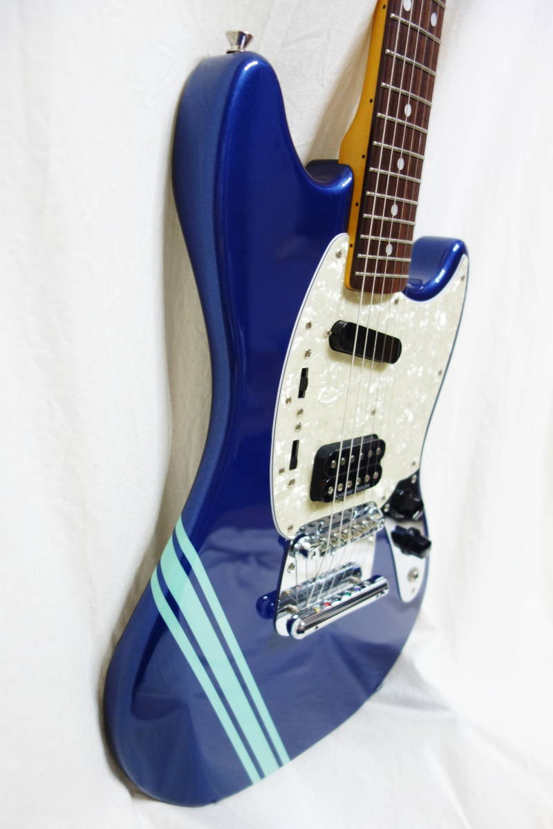 ★レア!Fender Japan KURT COBAIN「KC-MG/CO」カートコバーン 美品 F-1903_画像7