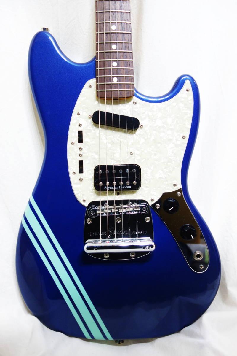 ★レア!Fender Japan KURT COBAIN「KC-MG/CO」カートコバーン 美品 F-1903_画像1