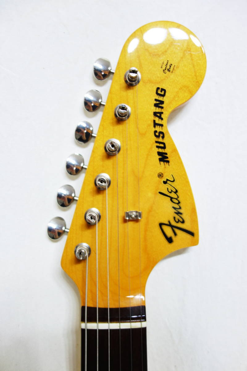 ★レア!Fender Japan KURT COBAIN「KC-MG/CO」カートコバーン 美品 F-1903_画像3