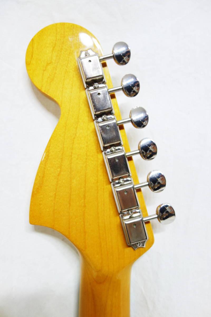 ★レア!Fender Japan KURT COBAIN「KC-MG/CO」カートコバーン 美品 F-1903_画像6