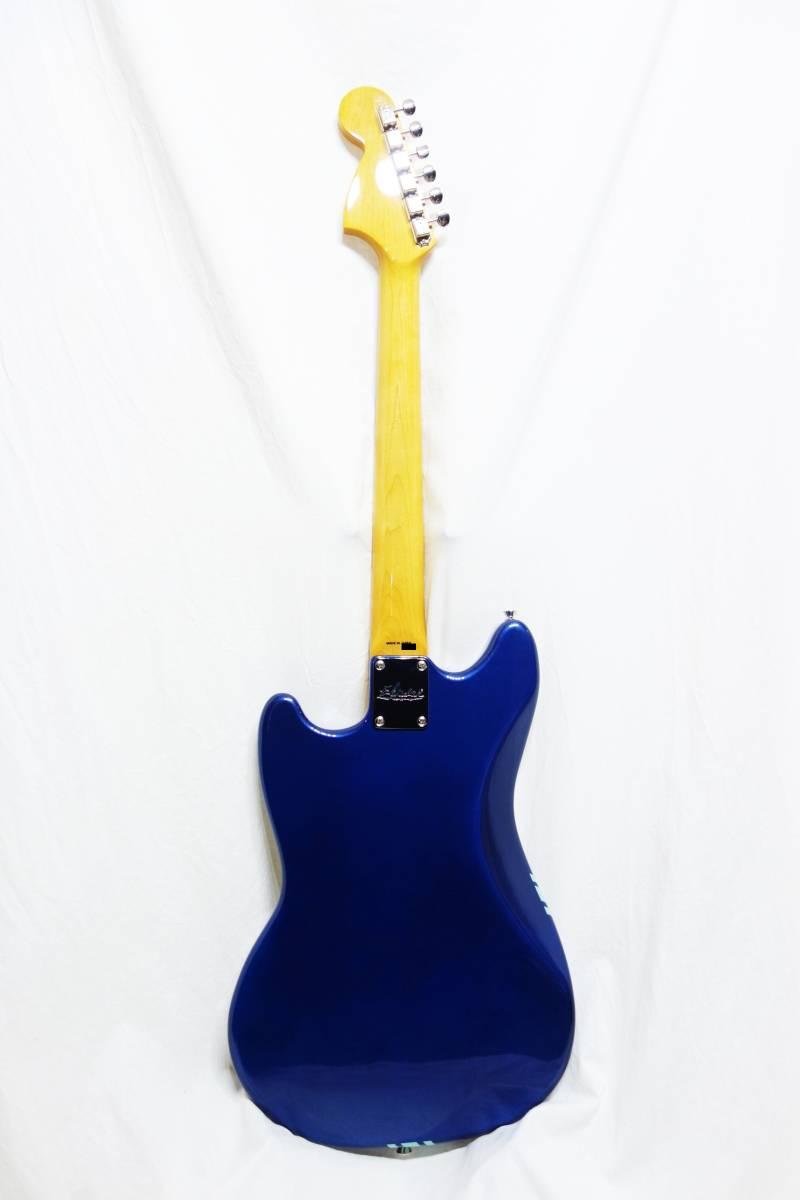 ★レア!Fender Japan KURT COBAIN「KC-MG/CO」カートコバーン 美品 F-1903_画像5