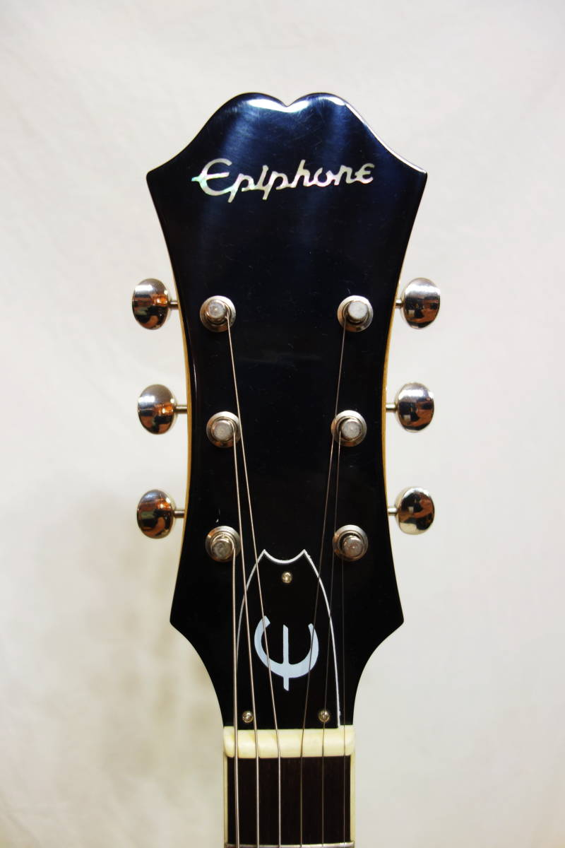 ★レア!Epiphone エピフォン 5桁シリアル寺田 CASINO 日本製!F-1912_画像4