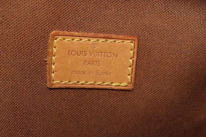 【極美品】ルイヴィトン Louis Vuitton  ポシェットガンジュ ウエストポーチ  ボディバッグ  斜め掛け 定価約13万円 _画像9