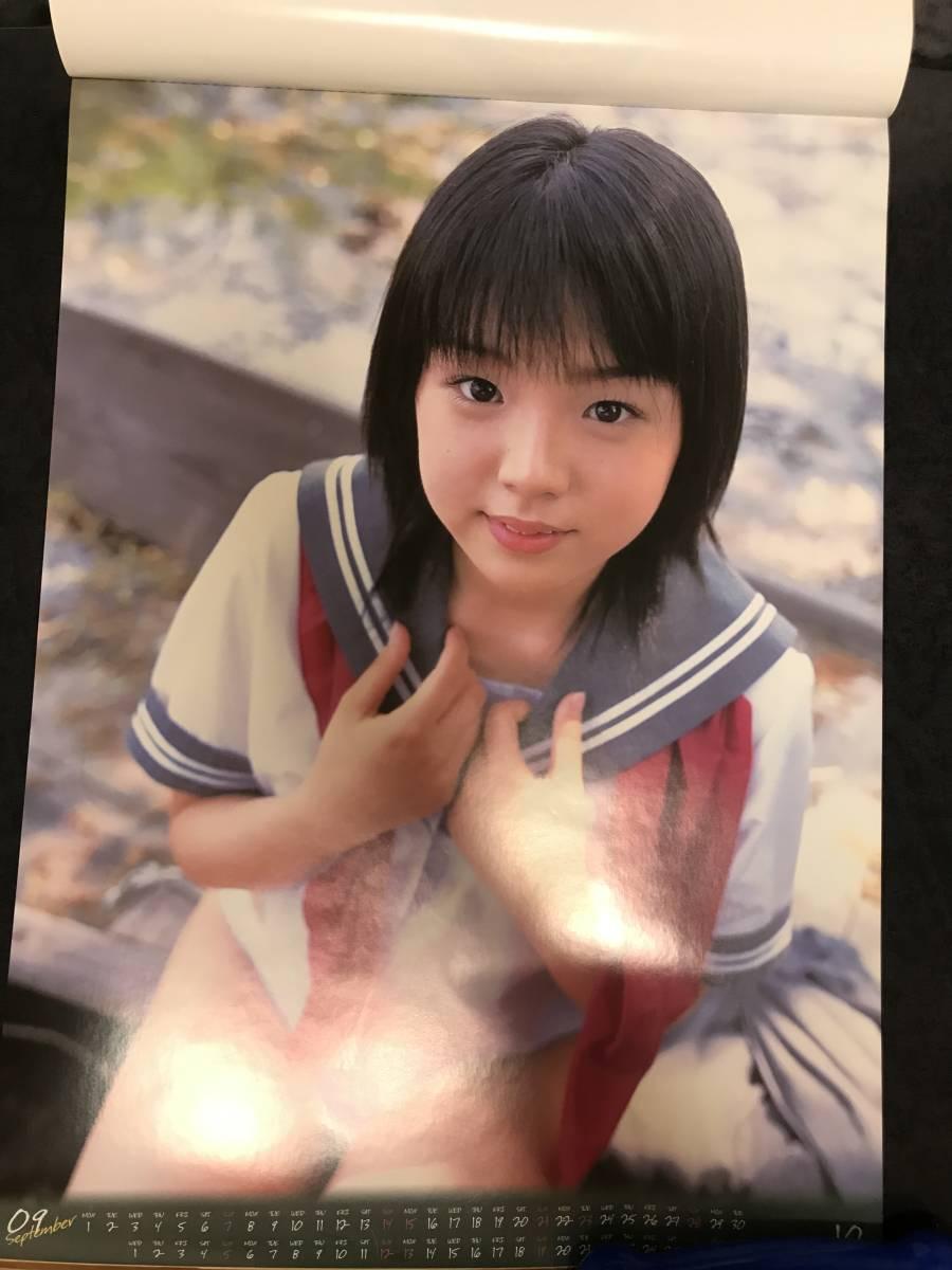 篠崎愛 ポスター1枚 2011カレンダー3枚 2008カレンダー7枚_画像10