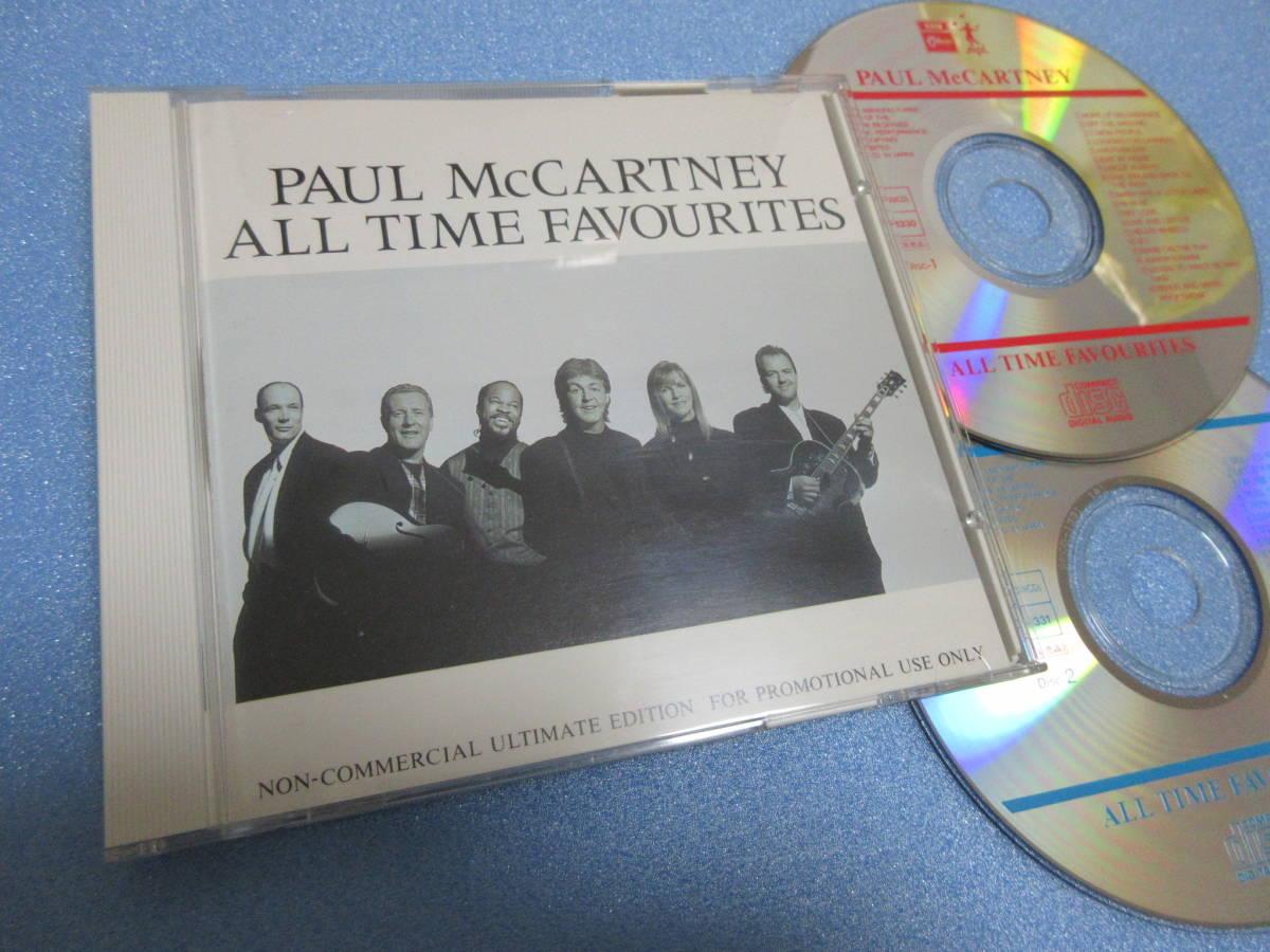 PAUL McCARTNEY Promo CD