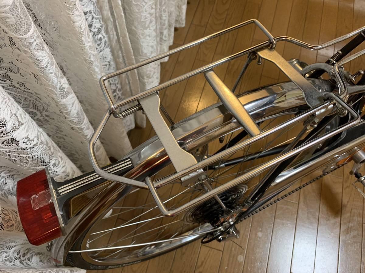 ブリジストン ヤングウェイ YOUNGWAY 26インチ デコチャリ 昭和レトロ 新古車!?_画像9