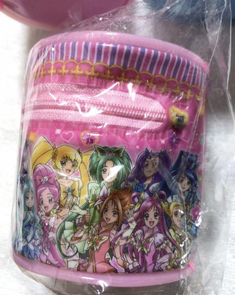 映画 プリキュアオールスターズ 前売り特典 ミニポーチ 3個セット 魔法つかいプリキュア 新品 バッグ_画像3