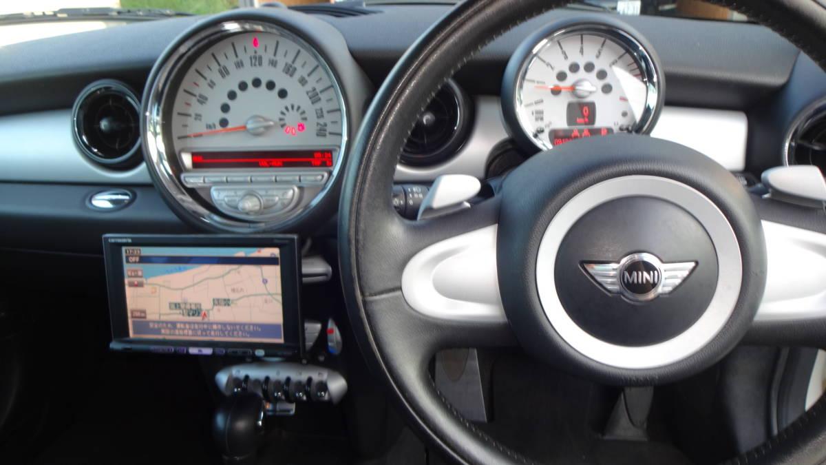 BMW ミニクーパー ONE 20年車 92000キロ 車検あり_画像5