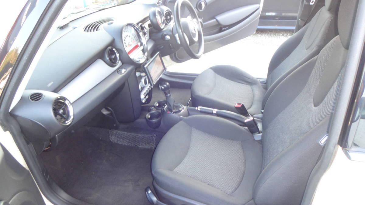 BMW ミニクーパー ONE 20年車 92000キロ 車検あり_画像7