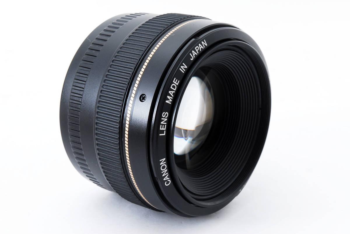 ★新品級の外観★ Canon キャノン EF 50mm f1.4 USM 60size 458105_画像2