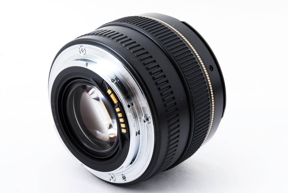 ★新品級の外観★ Canon キャノン EF 50mm f1.4 USM 60size 458105_画像3