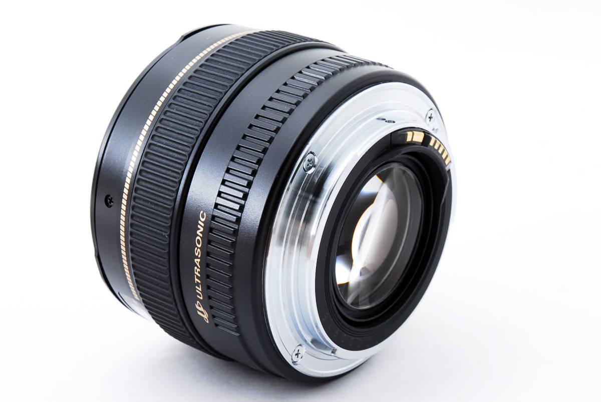 ★新品級の外観★ Canon キャノン EF 50mm f1.4 USM 60size 458105_画像4