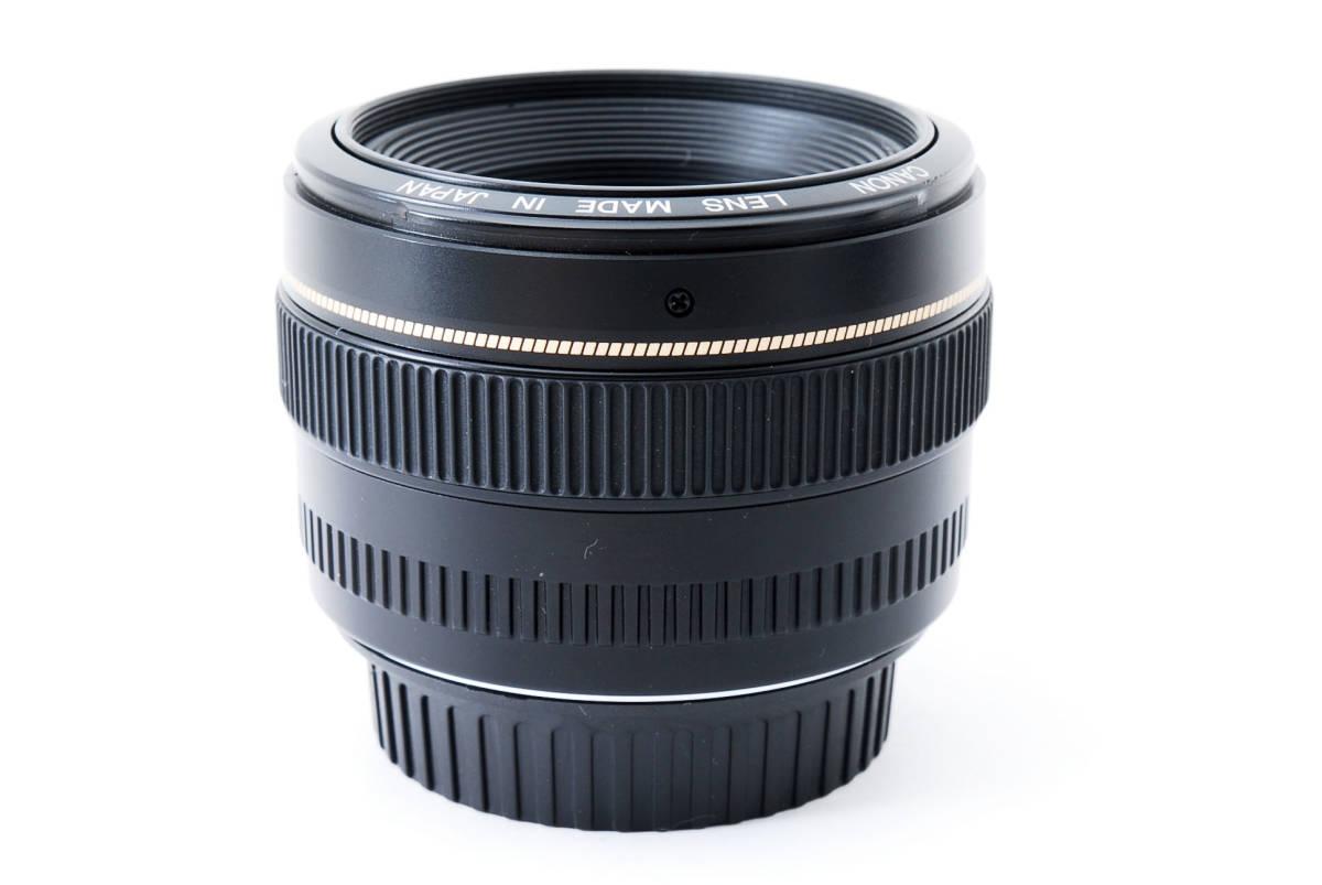 ★新品級の外観★ Canon キャノン EF 50mm f1.4 USM 60size 458105_画像6