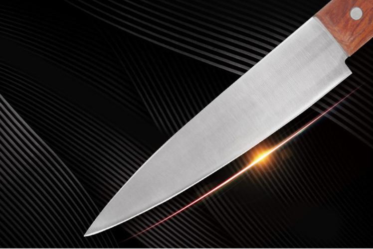 ◇◇送料込み 新品 牛刀280mm 3本セット 包丁 ドイツ鋼_画像4