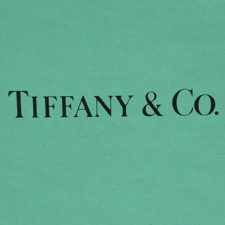 未使用品◆Tiffany & Co.(ティファニー)ディナープレート◆クリスタルハート◆インテリア◆食器◆箱有◆HK1672_画像6