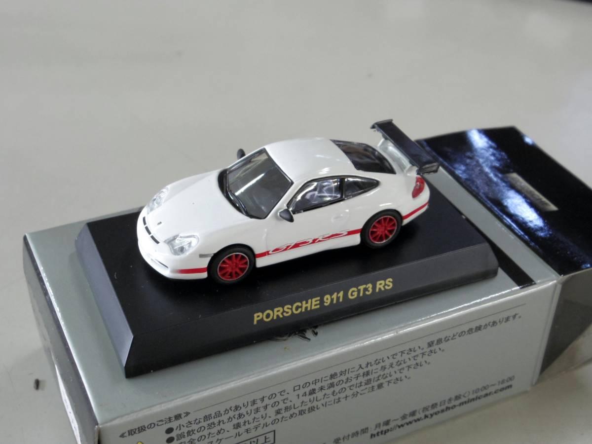 ★京商  1/64スケール ポルシェ ミニカーシリーズII 10台セット_画像4