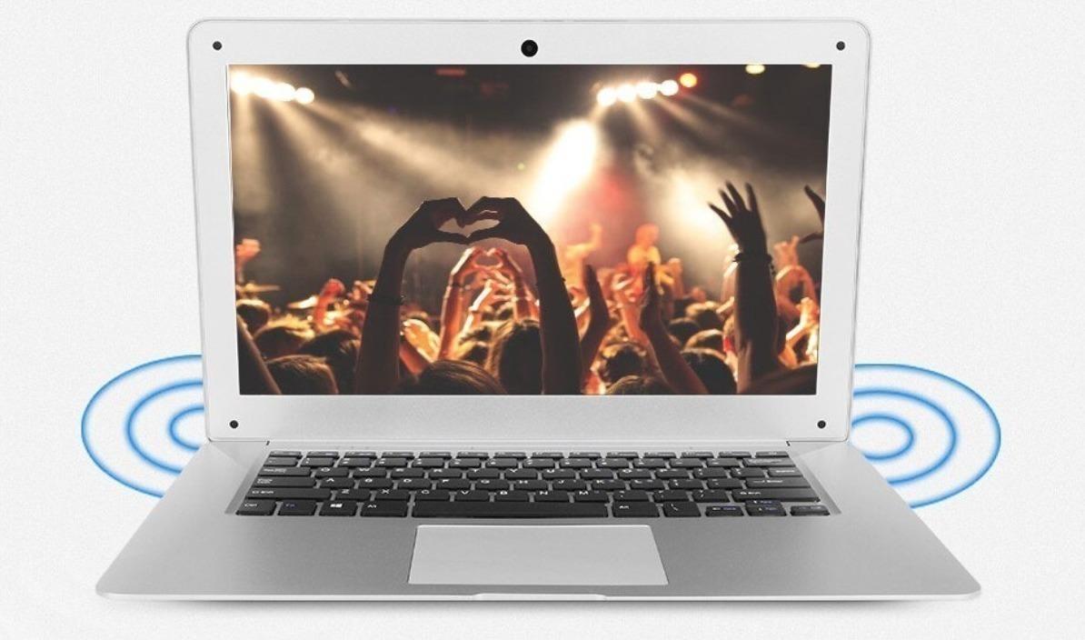 【最安値販売】Laptop Ezbook 2 Ultrabook インテルCHERRY TRAIL X5 Z8350 シルバー 14.0インチ Windows 10 【領収書発行可能】_画像7