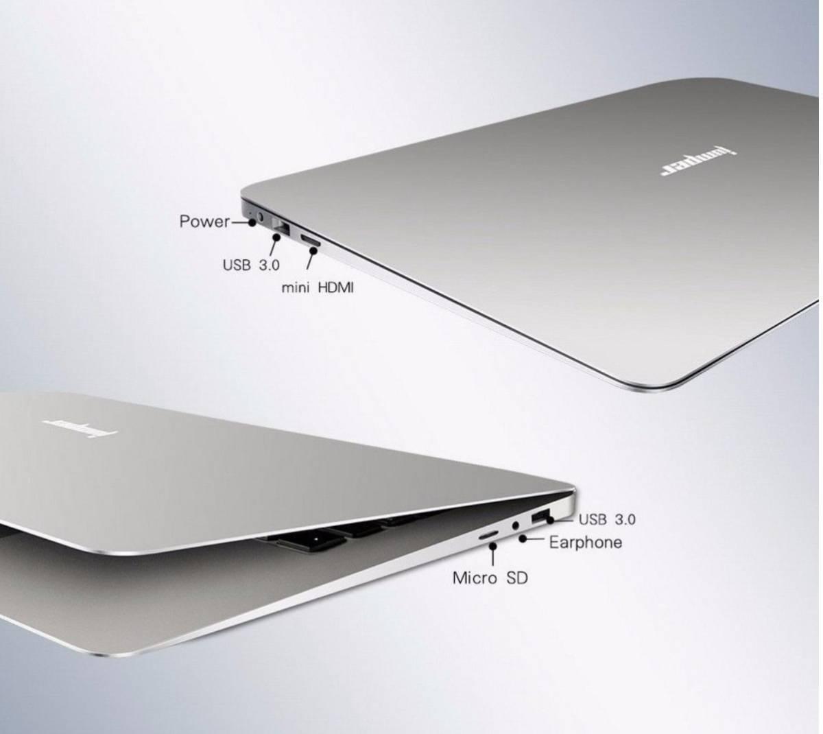 【最安値販売】Laptop Ezbook 2 Ultrabook インテルCHERRY TRAIL X5 Z8350 シルバー 14.0インチ Windows 10 【領収書発行可能】_画像8