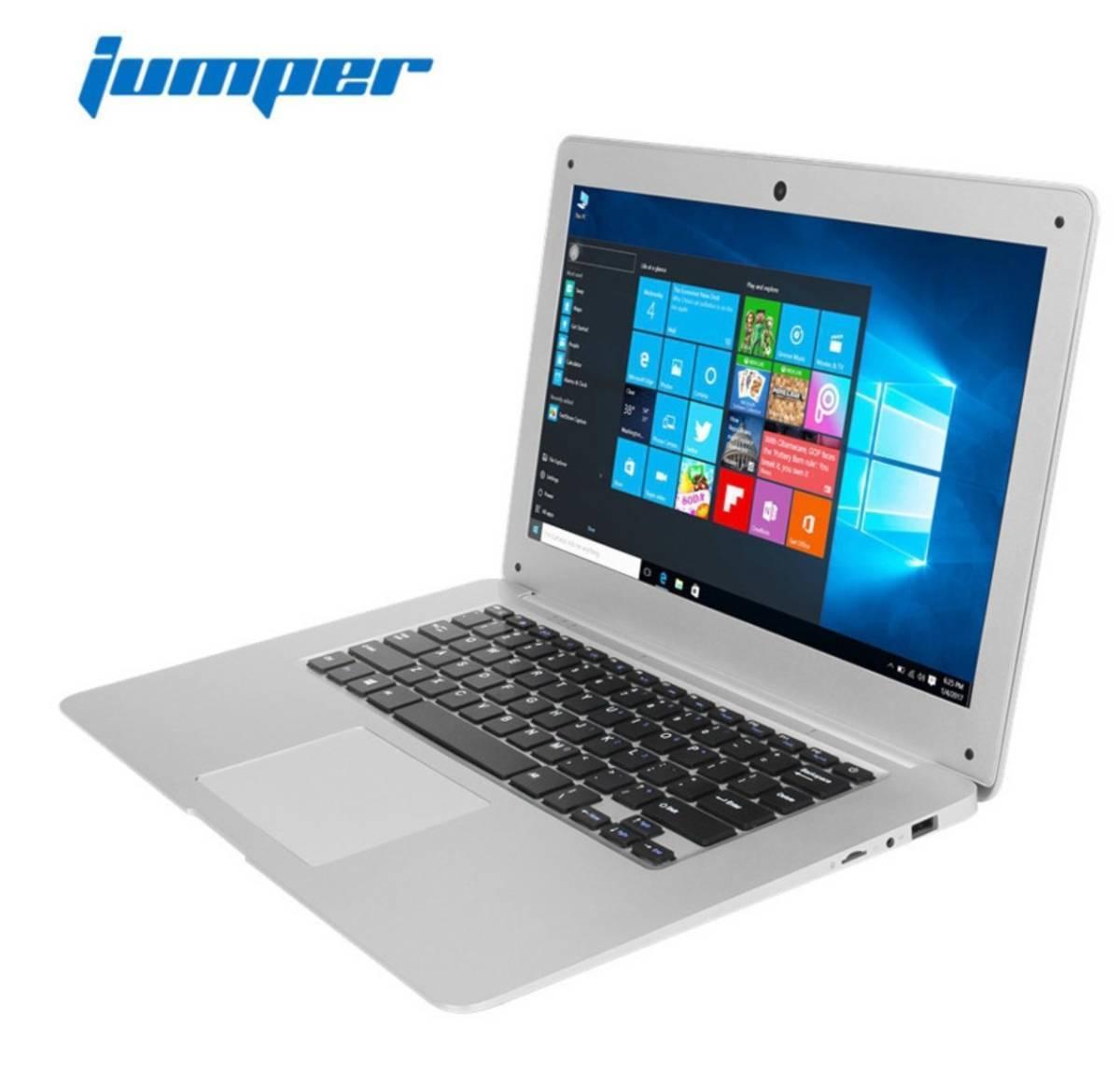 【最安値販売】Laptop Ezbook 2 Ultrabook インテルCHERRY TRAIL X5 Z8350 シルバー 14.0インチ Windows 10 【領収書発行可能】_画像1