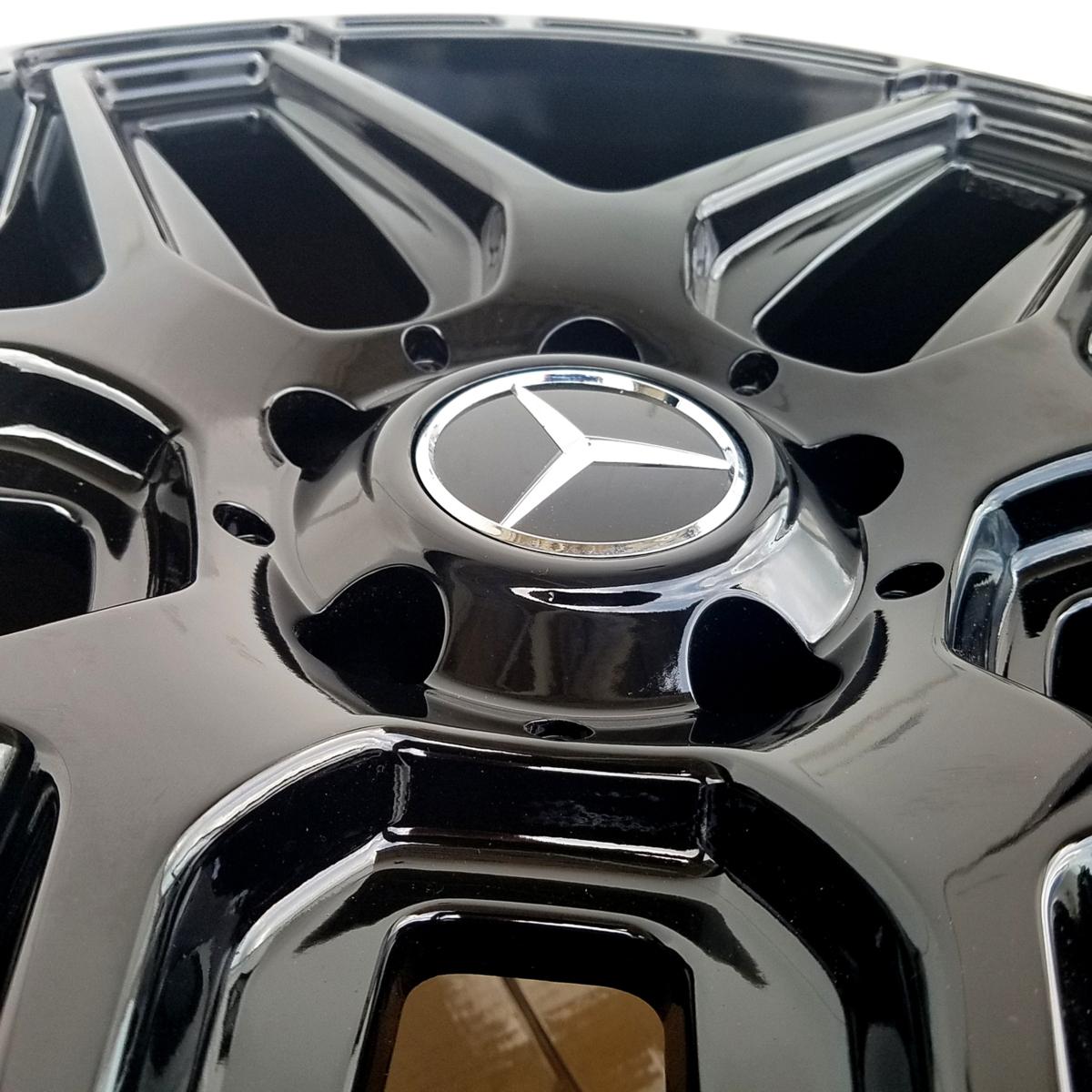国産タイヤset LEXXEL Anthem メルセデス ベンツ Gクラス ゲレンデ G63 G65 G550 G500 G350 ファルケン S/TZ05 285/45R22 22インチ_画像6