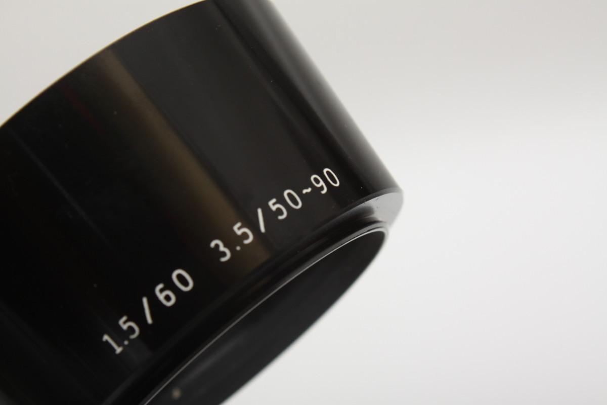 ※ 新品 フード Olympus オリンパス PEN F FT ペン 60mm f1.5 50-90mm 用 メタル 金属フード フィルター径49㎜ KA0593_画像8