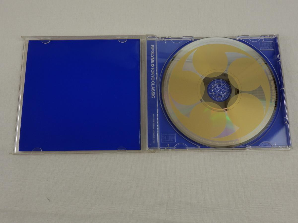 CD RIP SLYME リップ・スライム TOKYO CLASSIC FUNKASTIC/奇跡の森/One/バンザイ/花火 他_画像3