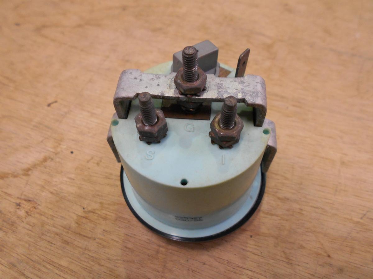 「19-504 QUICKSILVER (クイックシルバー) 水温計 中古品」の画像2