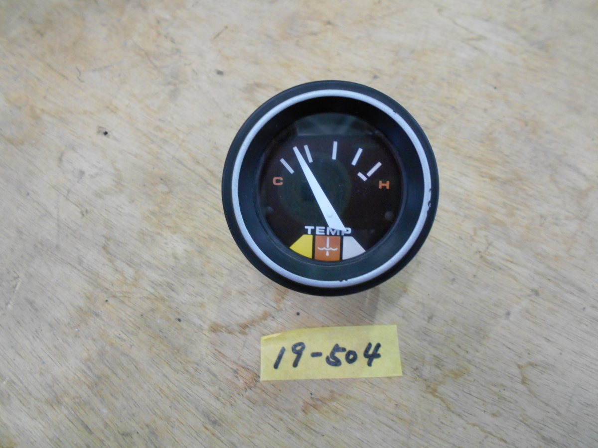 「19-504 QUICKSILVER (クイックシルバー) 水温計 中古品」の画像1