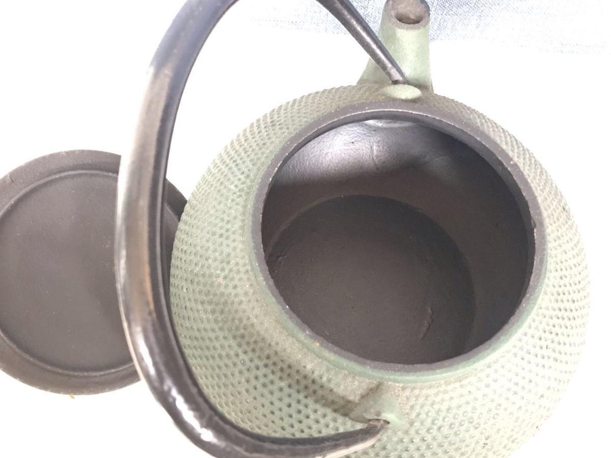 鉄瓶 未使用品 急須 茶道具_画像6