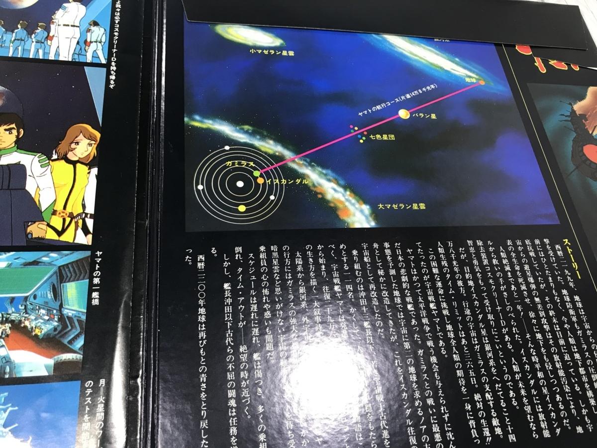 宇宙戦艦ヤマト グランプリの鷹 レコード 3点セット コロンビアレコード O_ E087-58_画像3