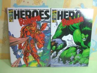 Американские комиксы, издаваемые за рубежом