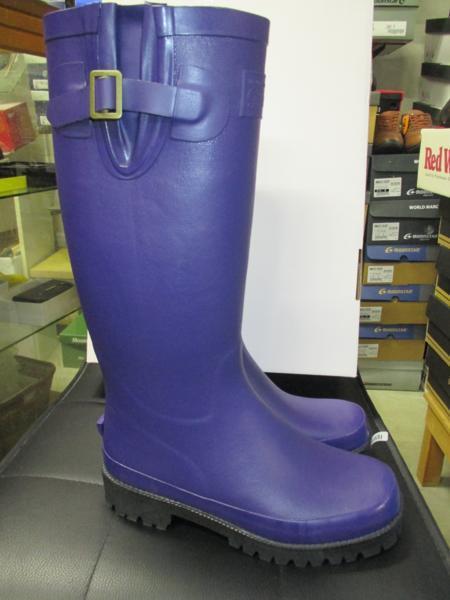 ミツウマ 長靴  グリーンフィールド L01  Gフィールド L01 ヒースブルー 24.0cm  定価:6380円_画像1