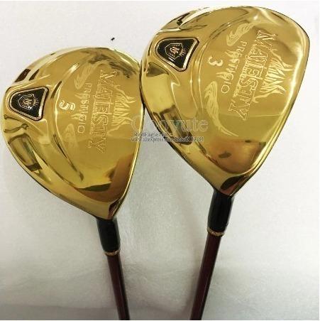 新しいゴルフクラブマルマンマジェスティPRESTIGIO 9ゴルフフェアウェイウッド3/15 5/18ロフトグラファイトゴルフシャフトRまたはSウッドク_画像1