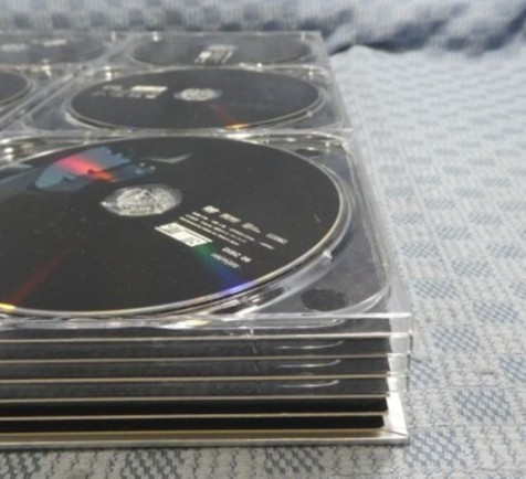 D308●「シティーハンター CITY HUNTER COMPLETE DVD-BOX 完全限定生産」_画像8